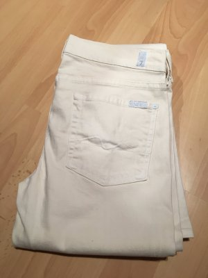 7 For All Mankind Jeans multicolored