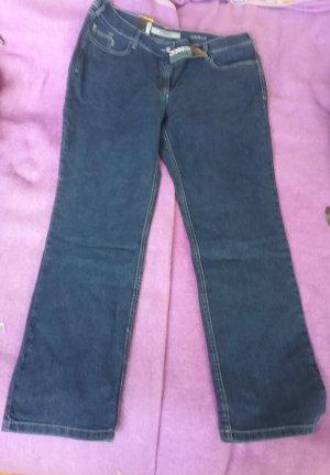 Zerres Jeans elasticizzati blu