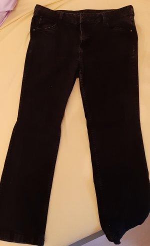 C&A Boot Cut Jeans black