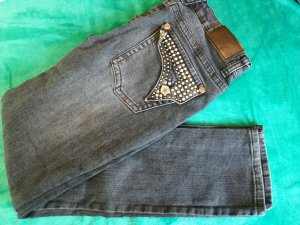 Damenjeans Arizona Strass