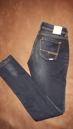 Bench Jeans skinny blu scuro