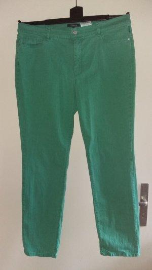 Atelier Gardeur Jeans a gamba dritta menta-verde chiaro