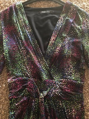 Expresso Midi-jurk lichtgroen