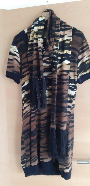 100 Robe Sweat marron clair