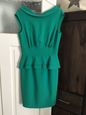 Damenkleid Closet, Gr. 38, grün, elegant, Cocktailkleid