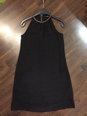 Esprit Vestido de chifón negro