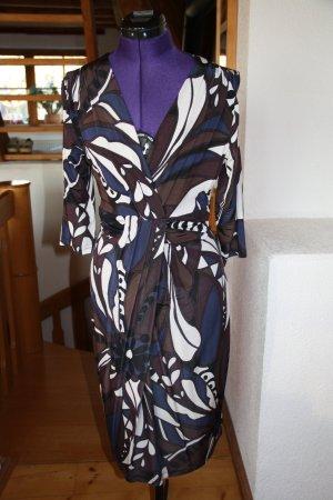Damenkleid mit Wickeleffekt