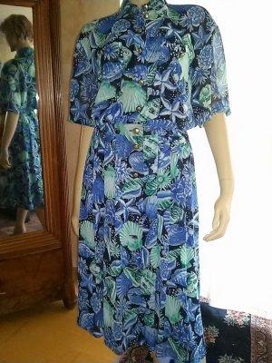 Damenkleid von Horst Basler - Gr. 40 - Rock und Bluse