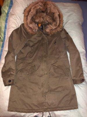 Blonde No. 8 Cappotto invernale cachi