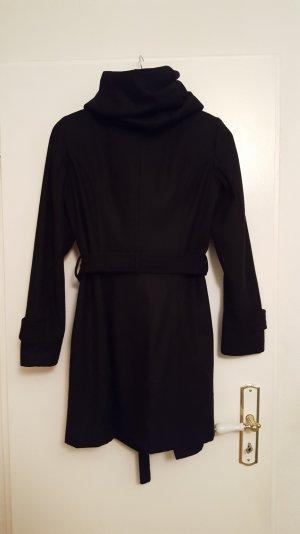 Damenmantel Zara schwarz