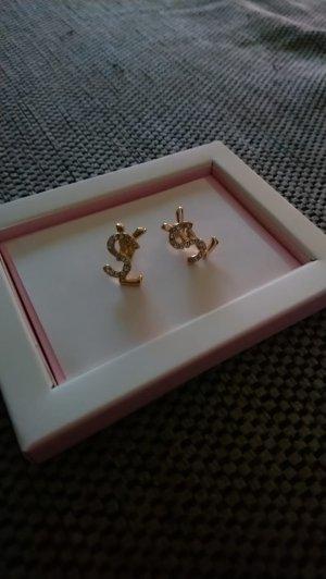 Yves Saint Laurent Oorstekers goud