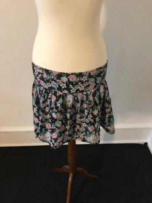 Damenrock mit Blumenmuster