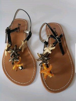 Jumex Strapped High-Heeled Sandals black-camel