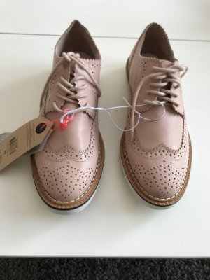 Tally Weijl Business Shoes white-rose-gold-coloured