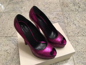 Marc Jacobs Tacones altos violeta