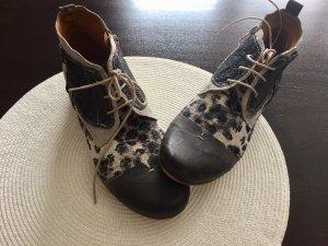 Charme Western Booties cream-grey