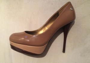 Blink Pumps beige-brown