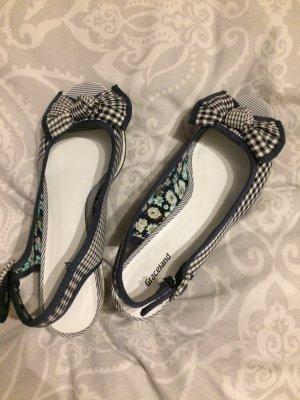 High-Heeled Sandals light blue