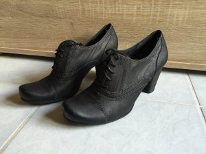 Damenschuhe Schuhe Tamaris schwarz Größe 39 Leder