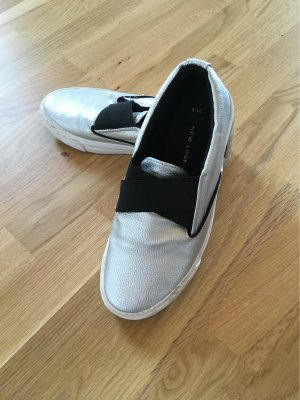 New Look Slip-on Shoes silver-colored