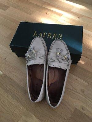 Lauren by Ralph Lauren Mocasines beige claro