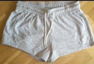 Puma Sport Shorts light grey