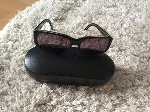 Occhiale da sole nero