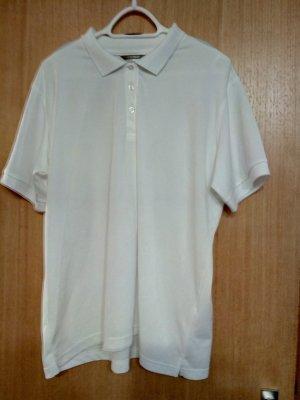 Rodeo Polo Shirt white polyester