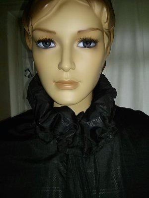Chaqueta acolchada negro