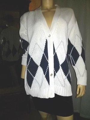 Damenstrickweste von di bari - Gr.40 - Baumwolle