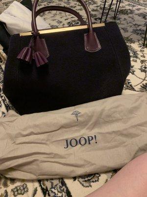 Joop! Pouch Bag blackberry-red wool