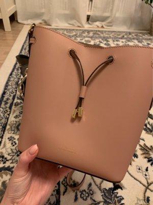 Lauren by Ralph Lauren Pouch Bag pink imitation leather