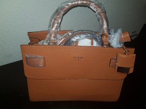 Guess Satchel bronze-colored