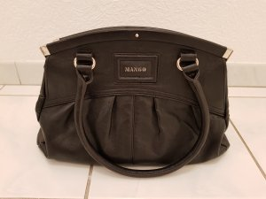 Damentasche Mango schwarz