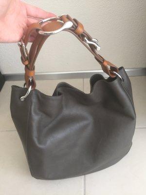 Ralph Lauren Handbag brown-olive green