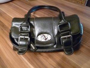 Damentasche schlichte, elegante Handtasche von Rieker schwarz