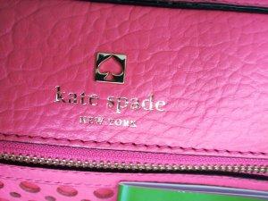 Kate Spade Minitasje neonroos