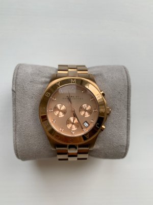 Marc by Marc Jacobs Watch With Metal Strap rose-gold-coloured