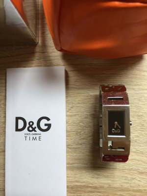Dolce & Gabbana Watch Clasp silver-colored