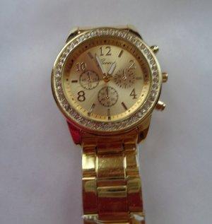 Horloge brons Edelstaal