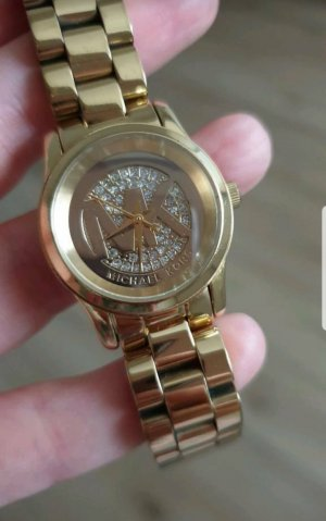 Damenuhr Michael Kors gold