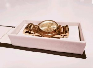 Damenuhr Michael Kors in Gold
