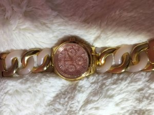 Michael Kors Analog Watch rose-gold-coloured-pale yellow