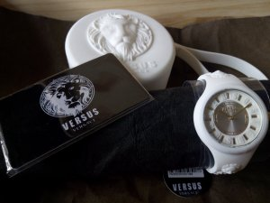 VERSUS Versace Watch white