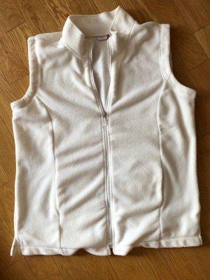 NKD Fleece Vest natural white