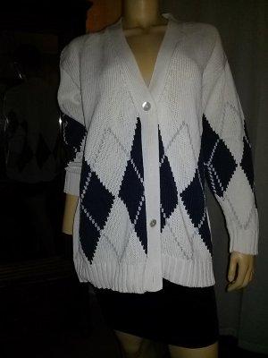 Damenweste von di bari - Gr.40 - schwere Baumwolle
