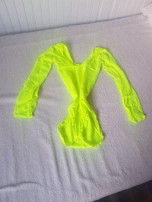 Sporttop neon groen