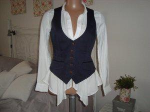 **Dandy Look *Weste & passende Bluse*Gr.S (34-36) **