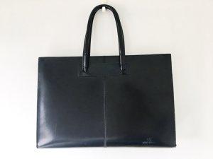 Funda para portátil negro Imitación de cuero