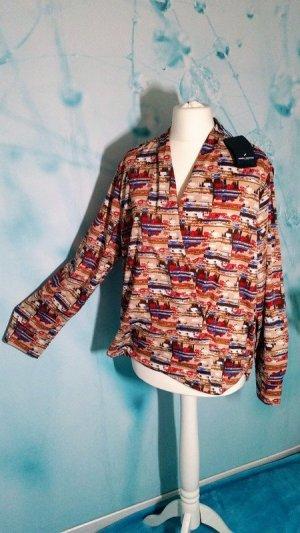 Daniel Hechter Slip-over blouse veelkleurig Polyester
